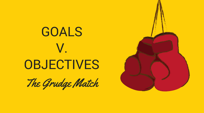 What Really Happens When You Stop Setting Goals (And Get an Objective)